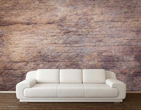 Wall Decor Peel And Stick Wall Decal Wooden Wall Mural Self Adhesive Wallpaper Wooden Wall