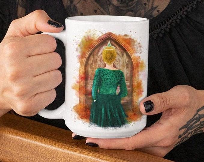 Vampire Academy Mug, Vasilisa Dragomir