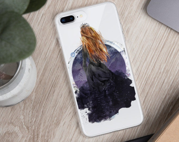 Feyre, Night Court, iPhone Case