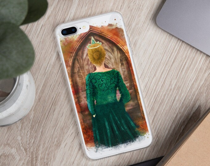 Vampire Academy iPhone Case, Vasilisa Dragomir, Lissa