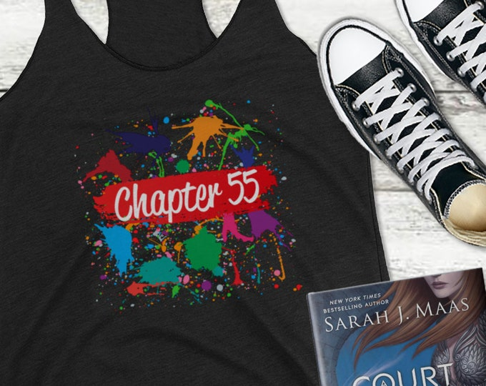 ACOMAF Chapter 55, Feysand, Rhysand and Feyre, A Court of Mist and Fury Shirt, Sarah J Maas, Rhysand, Feyre, ACOTAR, Chapter 55, ACOWAR