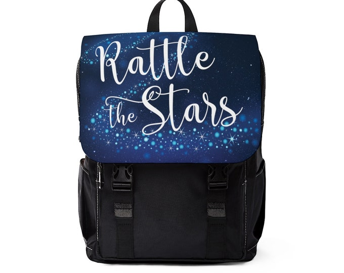 Throne of Glass Backpack, Rattle the Stars, Aelin Galathynius, Rowan Whitethorn, Kingdom of Ash, Heir of Fire, Sarah J Maas
