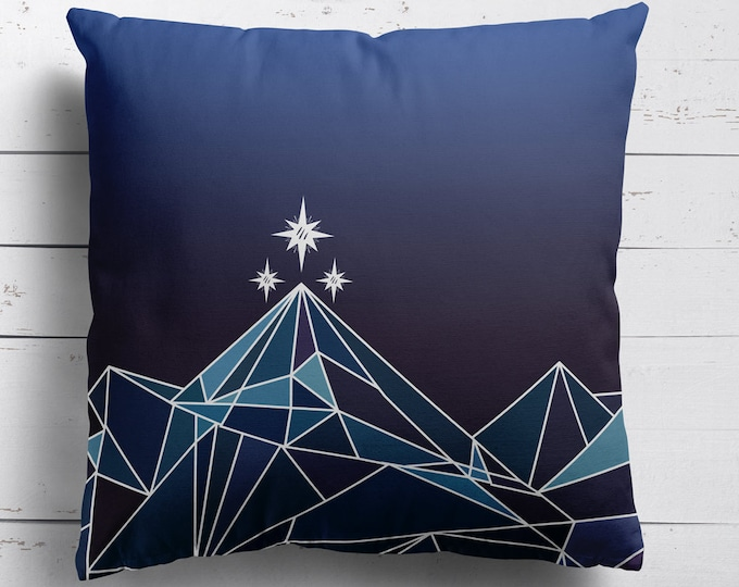 Night Court Pillow Cover, A Court of Thorns and Roses Pillowcase, Rhysand, Feyre, Court of Dreams, Sarah J Maas