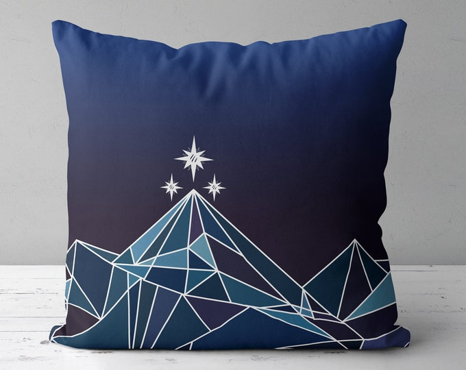 Night Court Pillow, ACOTAR Throw Pillow, A Court of Mist and Fury, Bookish Pillow, Sarah J Maas, Court of Dreams, Feysand, Rhysand, ACOMAF