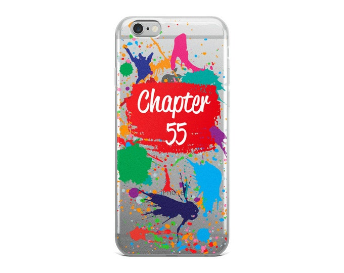 Chapter 55, ACOMAF, Phone Case, Rhysand, Feyre, Feysand, Sarah J Maas, A Court of Mist and Fury, ACOTAR iPhone Case, Bookish Phone Case