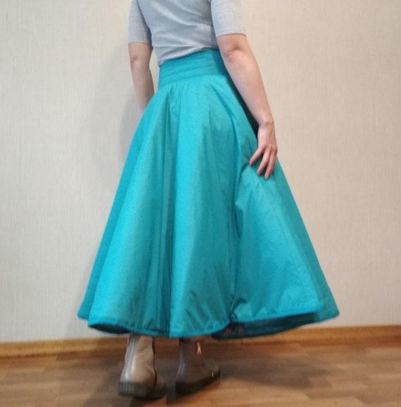 Waterproof skirt for horseback riding Waterproof skirt Equestrian clothing on