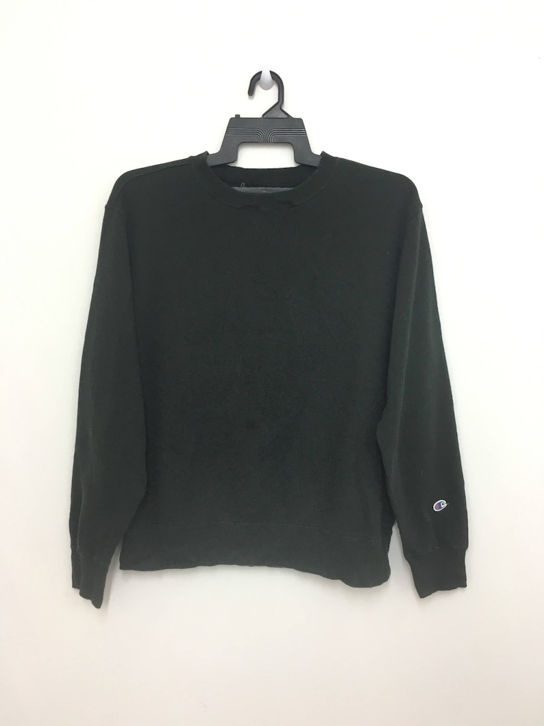 956d4d8ad7b2 Sale CHAMPION Sweatshirt Jumper Crewneck Large size on tag