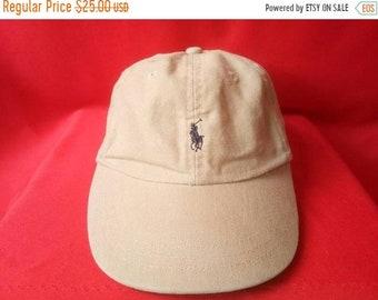 15fb96d441ac1 vintage polo ralph lauren baseball cap hat