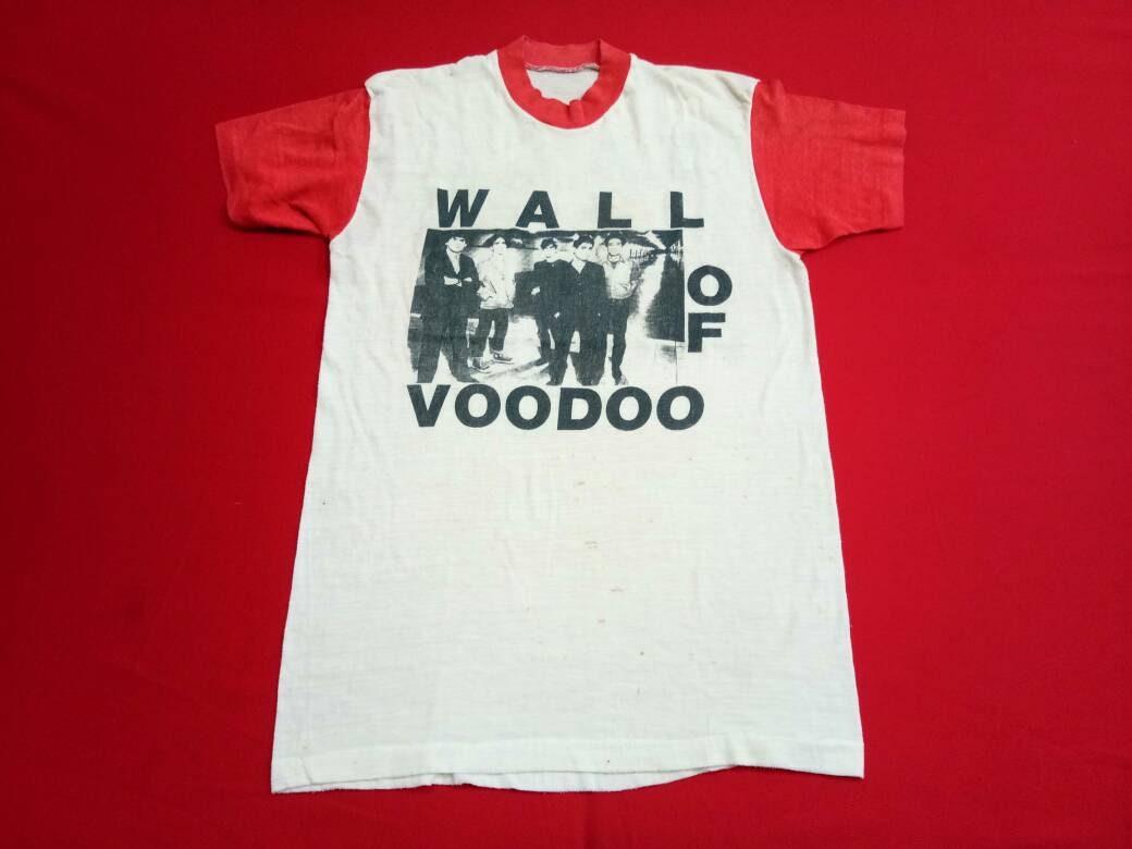 WALL OF VOODOO T shirt New Wave Music DEVO Hurleurs PLUGZ nerveux sexe X475