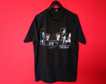 vintage backstreet boys band pop music concert mens t shirt