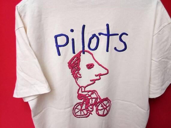 10 bande % temple de pierre vintage pilote grunge bande 10 musique concert mens t-shirt 108458