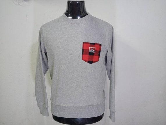 vintage Ben davis sweatshirt mens