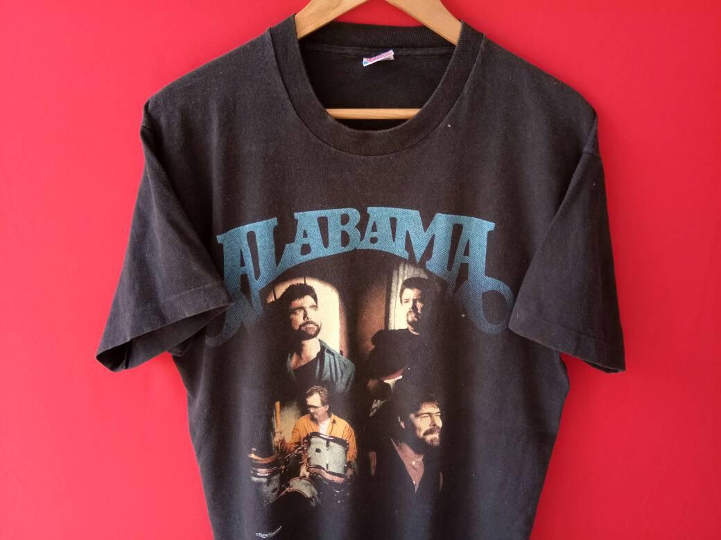 Alabama Band T Shirts Vintage   Azərbaycan Dillər Universiteti