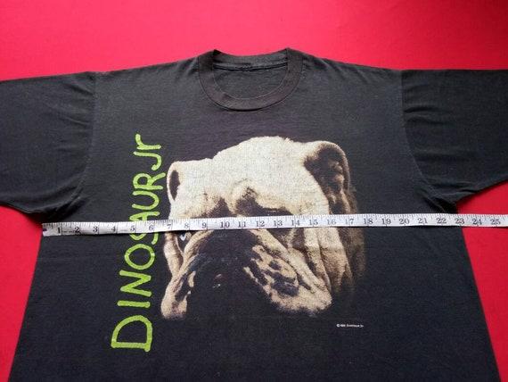 10 Jr % des années 90 de Dinosaur Jr 10 gungre rare bande musique concert grands hommes t chemise vintage a9bc94