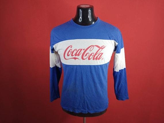 vintage coca cola small mens t shirt