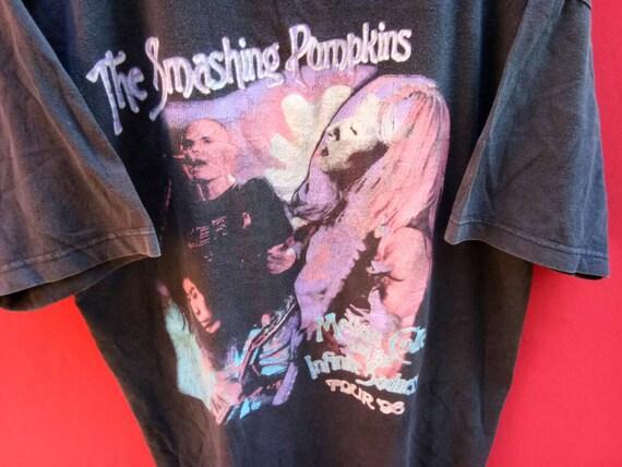 10 % vintage la fracassant citrouilles grunge des 90 années 90 des t shirt nirvana xlarge pour homme taille de la bande 49d17c
