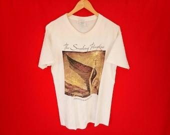 vintage The smashing pumpkins grunge band t shirt