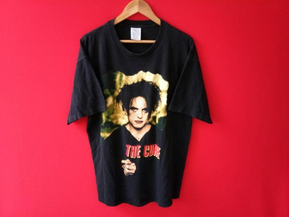 vintage The cure english punk rock band 90s xlarge