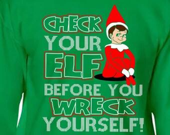 Ugly Christmas Sweater, Funny Christmas Sweatshirt, Ugly Sweater Party, Ugly Sweater, Funny Christmas, Ugly Sweater Contest, Ugly Christmas