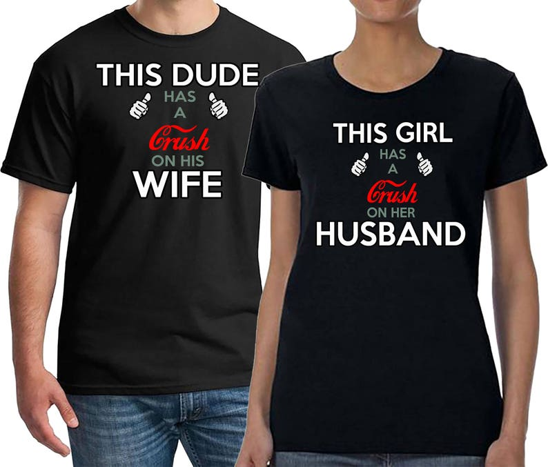 ee984453 Couples Shirts Honeymoon Shirts Funny Couples Tshirts | Etsy