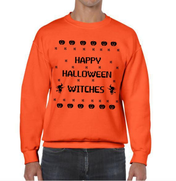 Halloween Ugly Sweater
