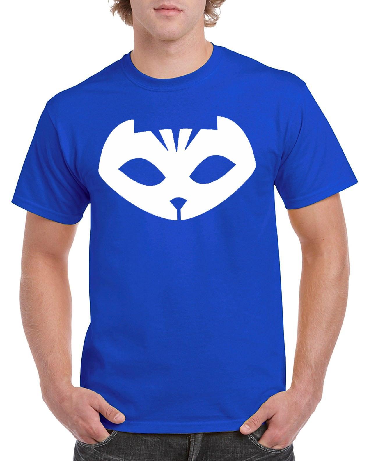 pj mask shirt Adult