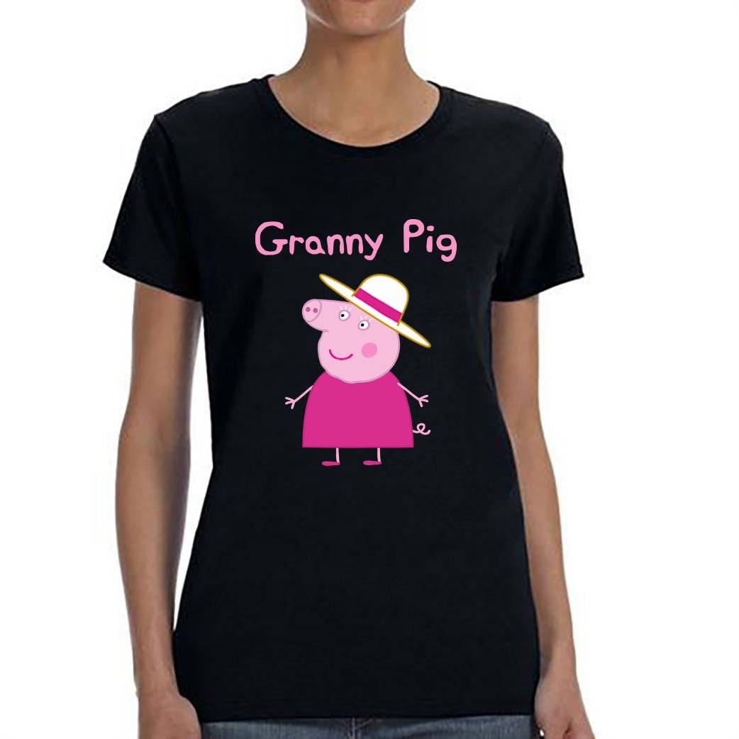 Peppa Pig Shirts Granny Tshirt