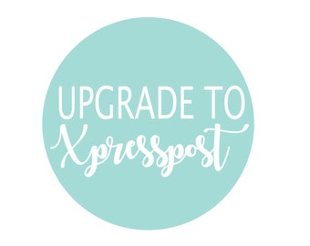 Upgrade to Xpresspost within CANADA