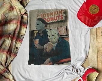 Horror Shirt, Fall Shirts, Shirts for Halloween, Gift for Him, Halloween Shirt for Men, Shirt for Her, Unisex Shirt, Funny Halloween Shirt