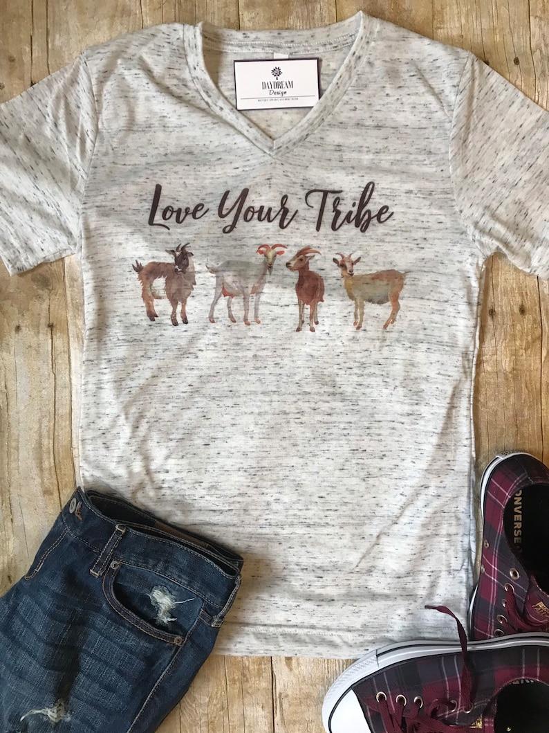 411ca91c3 Goat Shirt Shirt Farm Girl Shirt Mothers Day Gift for Mom Gift | Etsy