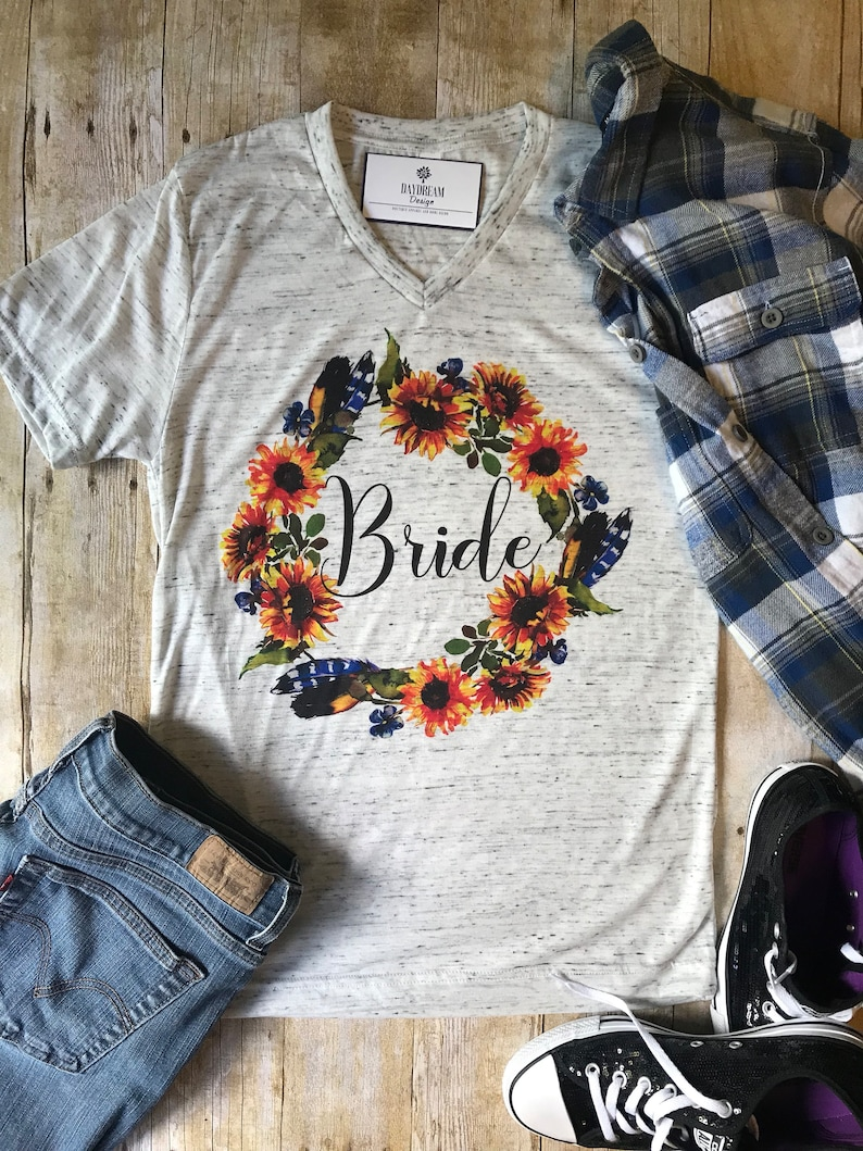 Idee Per Matrimonio Tema Girasoli : Sposa camicia per girasole matrimonio girasole tema addio al etsy