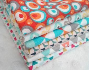 Cloth napkin. Fabric choices or fabric surprise. Zero waste