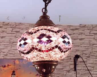 Hanging Lamp, Hanging Light, Moroccan Light,moroccan Lighting,Turkish Light, Moroccan