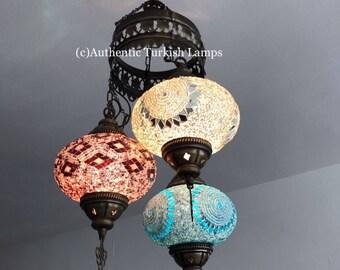 Lampadari e lampade a sospensione etsy it