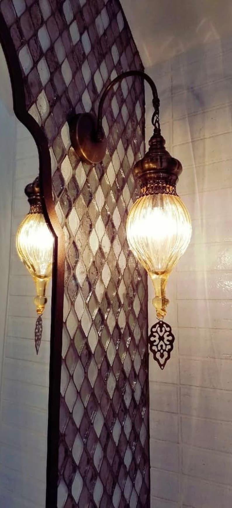 Pendentif Applique MarocÉclairageLumière Lanterne MuraleMurale TurqueLampe sxhQrtdC
