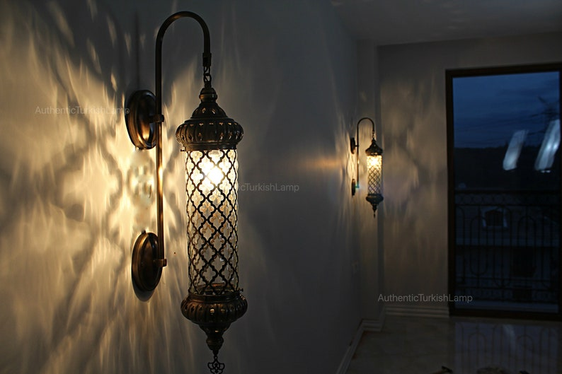 Astonishing Wall Lamp Wall Sconcemorocco Wall Lightmorocco Etsy Wiring Digital Resources Antuskbiperorg