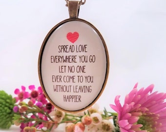 Spread Love Necklace