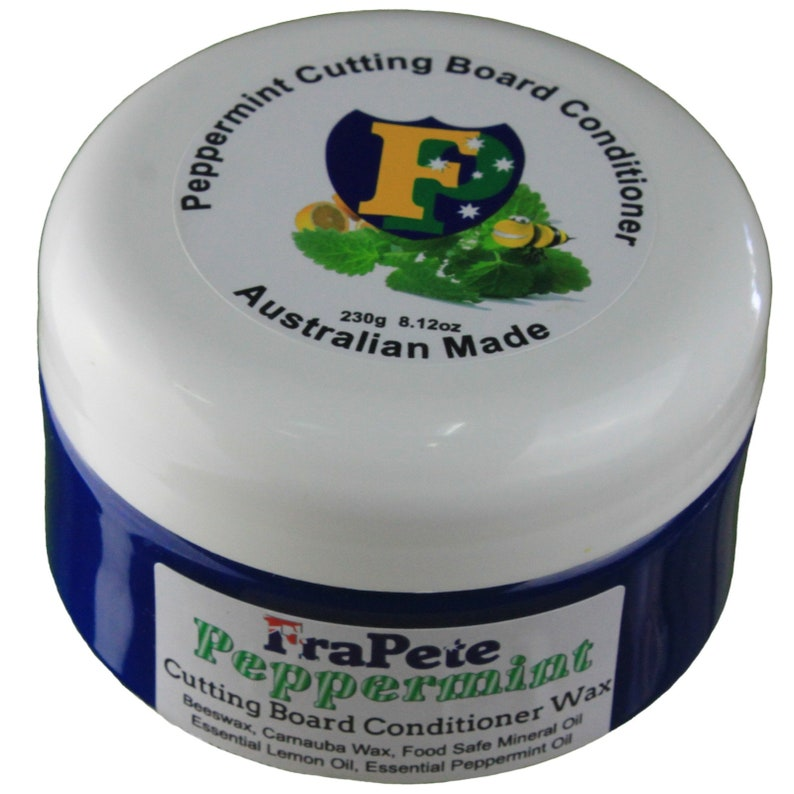 Frapete Cutting Board Conditioner Beeswax Carnauba Wax Etsy