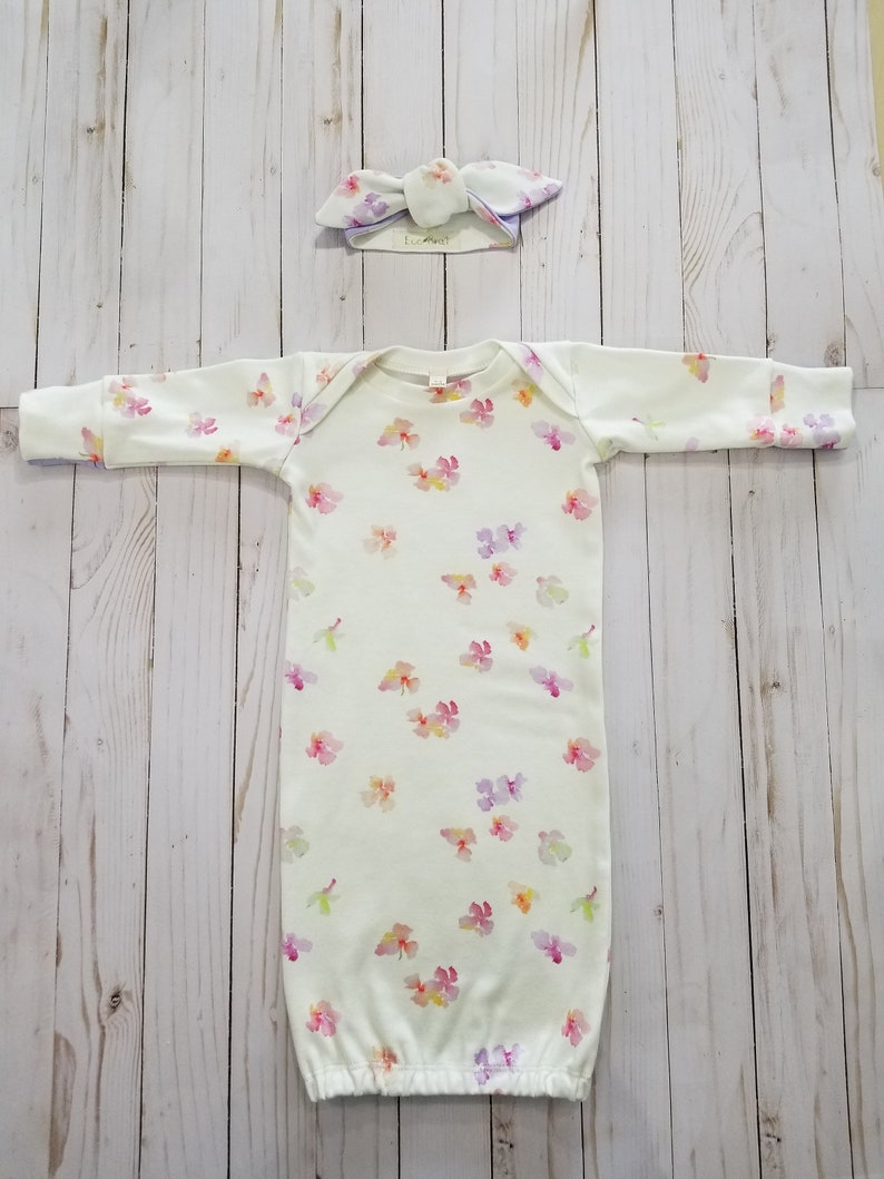 26fd803e2 Newborn Baby Coming Home Outfit Baby Girl Pastel Set Baby