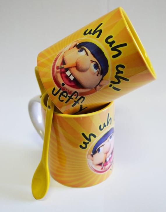 jeffy sml super mario logan mug etsy