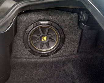 Bmw Z3 Roadster 6 5 Subwoofer Enclosure Etsy