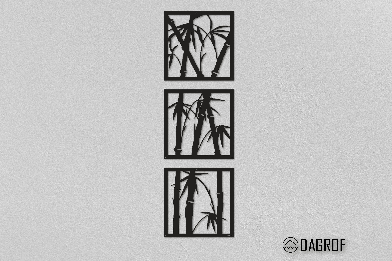 20 Pieces Palm Tree Metal Wall Art, Christmas gifts, Modern Rustic Wall  Decor, Living Room Home Decor, New Home Gift, Black Metal Wall Art