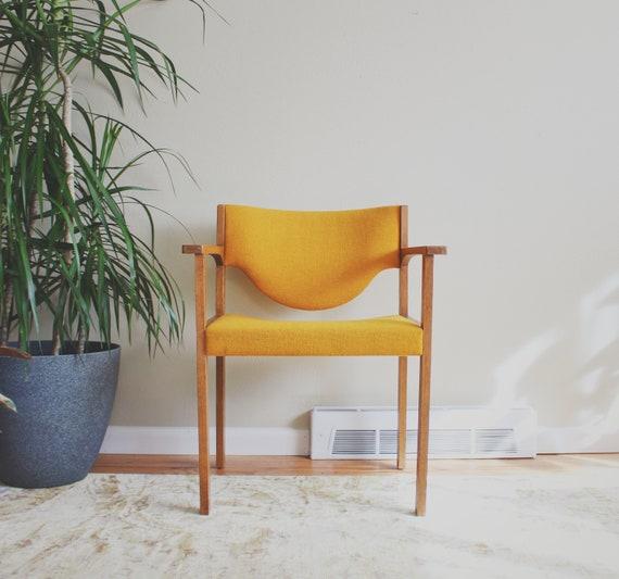 Lübke German furniture mid century modern furniture desk chair arm chair  modern home decor modernist chair orange accent chair postmodern