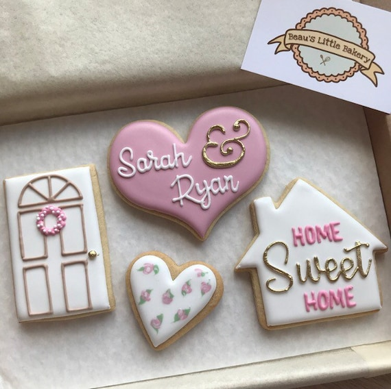 Housewarming Gift Biscuits