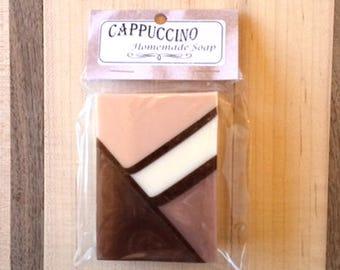 Cappuccino Soap