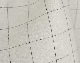 White Linen Fabric By The Yard | Linen Cloth | Linen Fabric | Textile Fabrics | Woven Fabric | Natural Fabrics | Patterned | Unique Fabrics