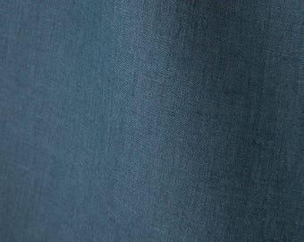 Linen Fabric | Linen Cloth | Woven Fabric | Jeans Blue Color | Natural Fabric | Linen | Linen Fabric For Clothing, Shirting | Linen Material