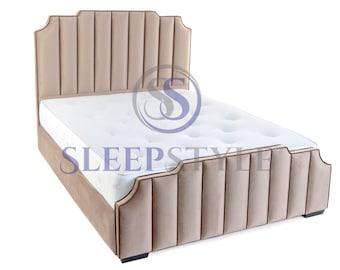 Art Deco Bed Frame Etsy