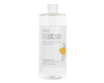 Laundry vinegar with citrus essential oil. Pesuäädikas tsitruse eeterliku õliga. 500 ml, eco friendly.