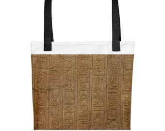 Tote bag - Pharaohnic Vintage Texture
